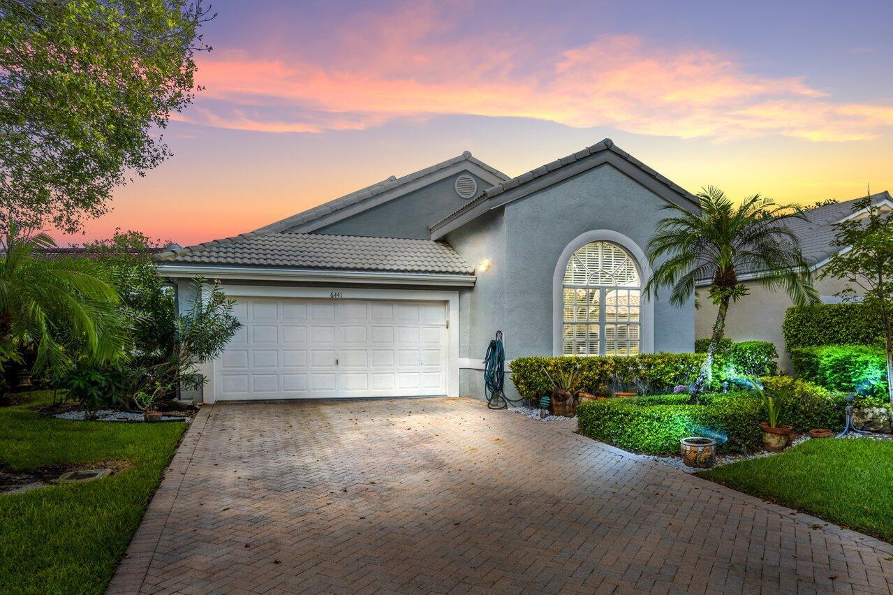 Home for sale in HAMPTON FAIRWAYS 2 Boynton Beach Florida