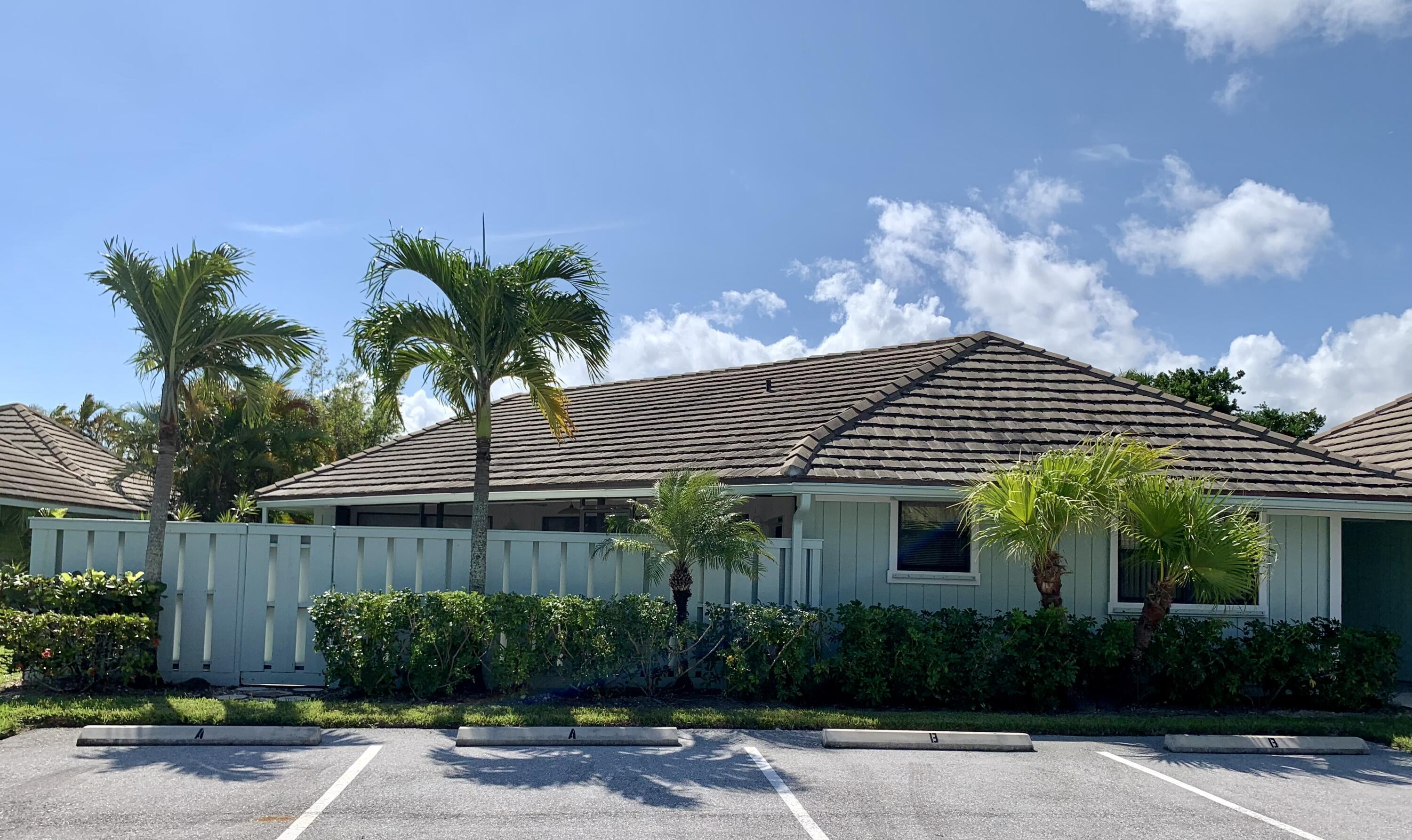 OPEN HOUSE SAT 10/23 12-3pm & SUN 10/24 11-2pm.  Live by the Beach! Gated Community featuring Clubhouse with Pool & Tennis courts.  Master bedroom with walk in closet, Spacious living and dining area for entertaining, private backyard. Enjoy the relaxed atmosphere and park like setting with private trail to beach! One of Jupiter's prime location near the finest amenities all within walking distance, beach, restaurants, shops, cinema, bike paths, Maltz Theater and Harbourside. A true gem!  Roof 2015