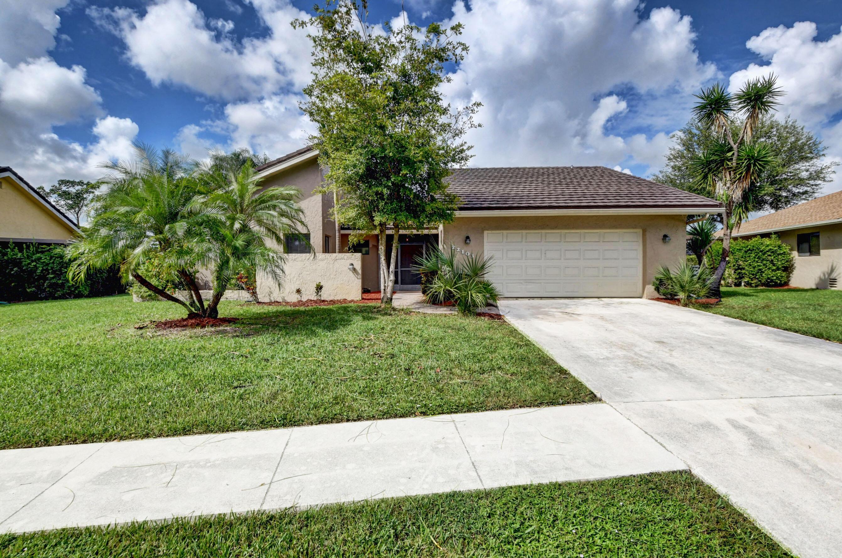 Home for sale in Montoya Estates Boca Raton Florida