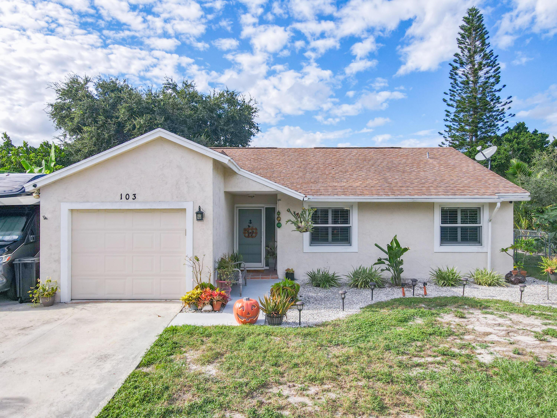 Home for sale in Jupiter Village Phase V Jupiter Florida
