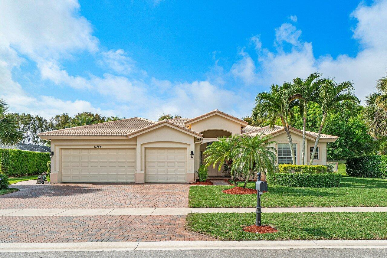 Home for sale in Regatta Bay Wellington Florida