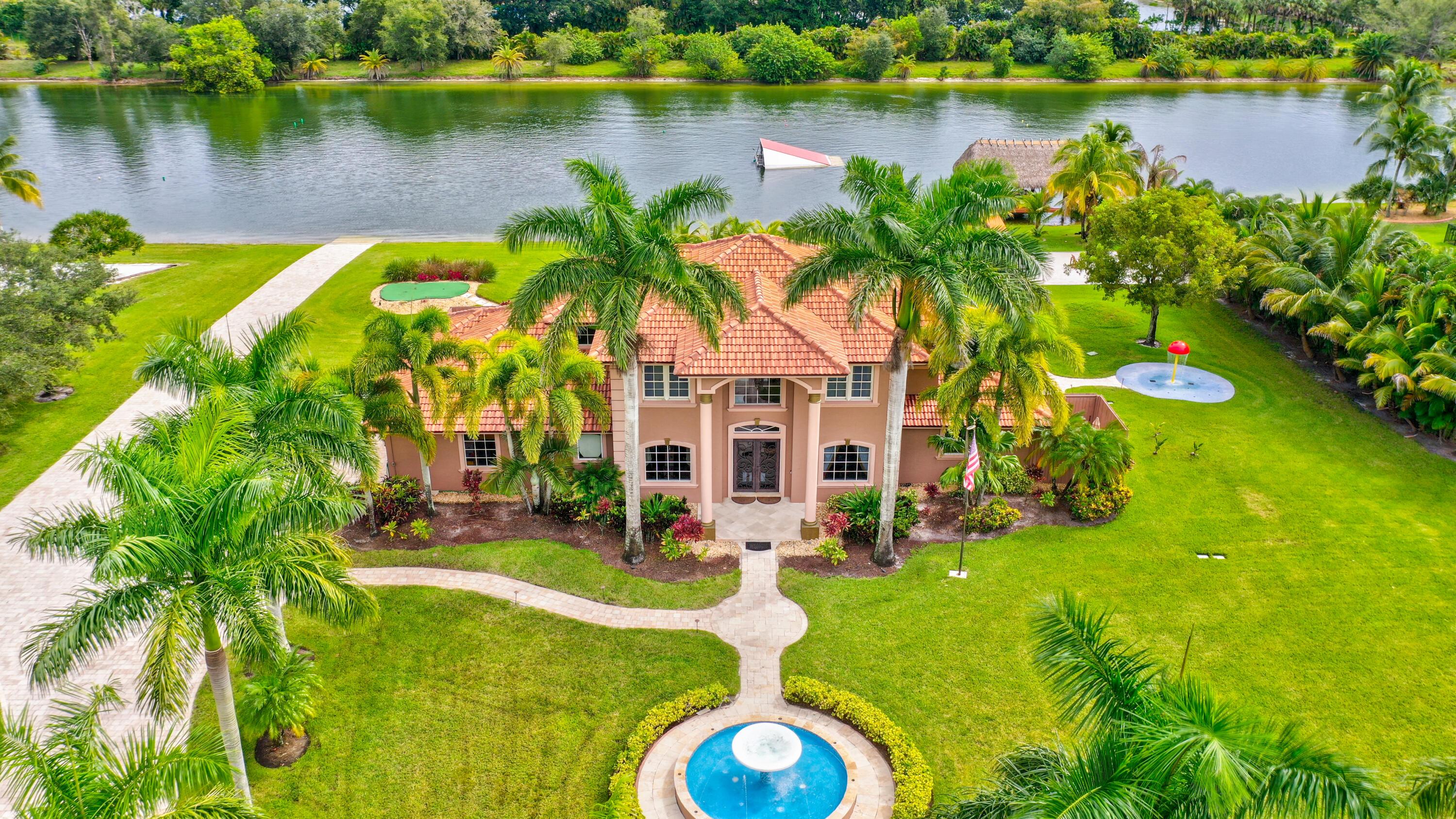 Home for sale in Lago Del Sol Lake Worth Florida