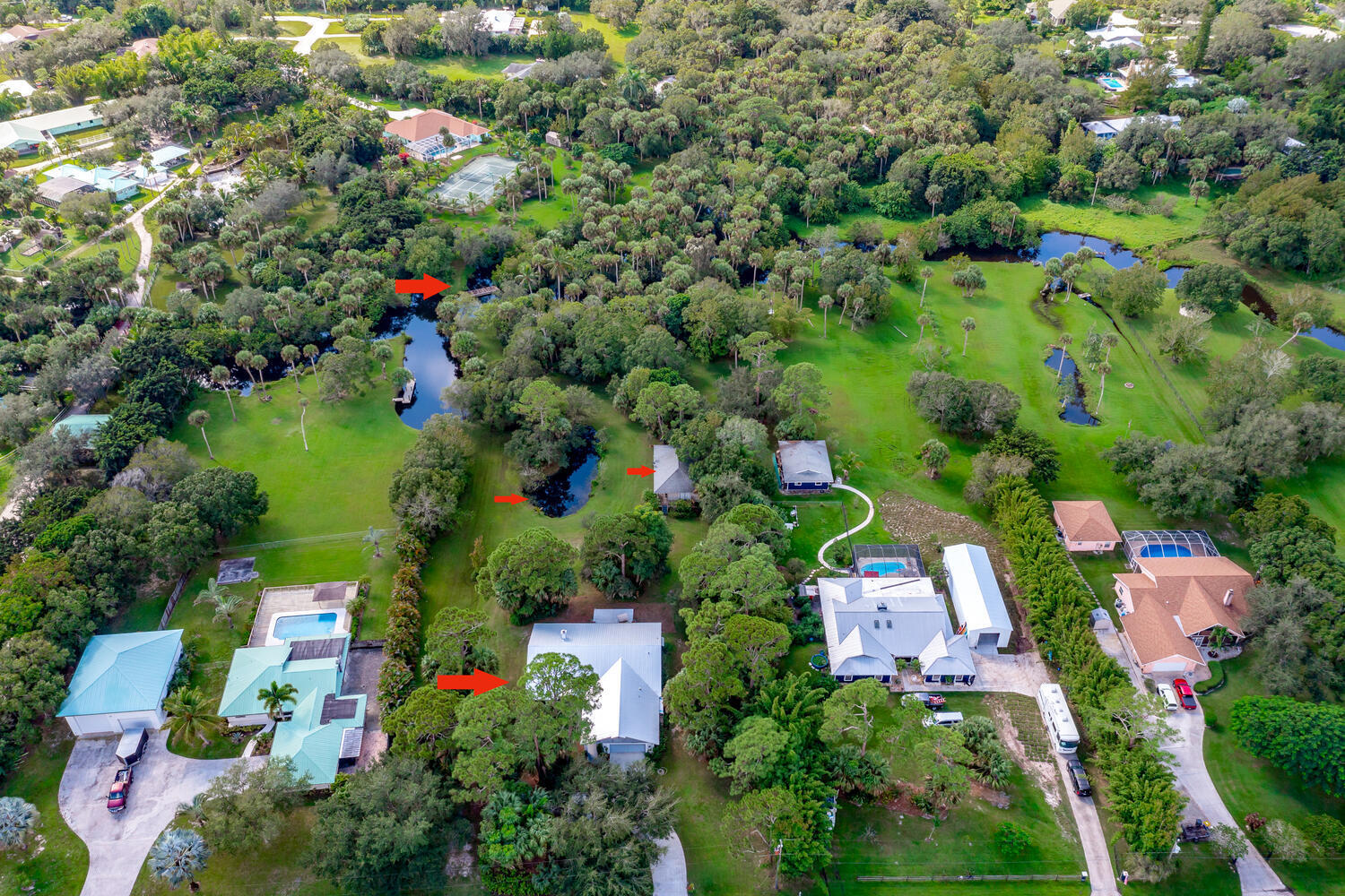 Home for sale in RUSTIC HILLS PHASE III Palm City Florida