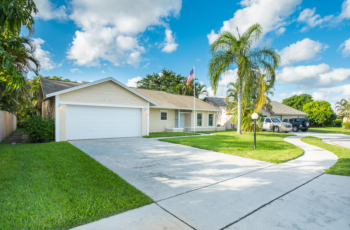 Home for sale in Lake Of Sherbrooke Lake Worth Florida