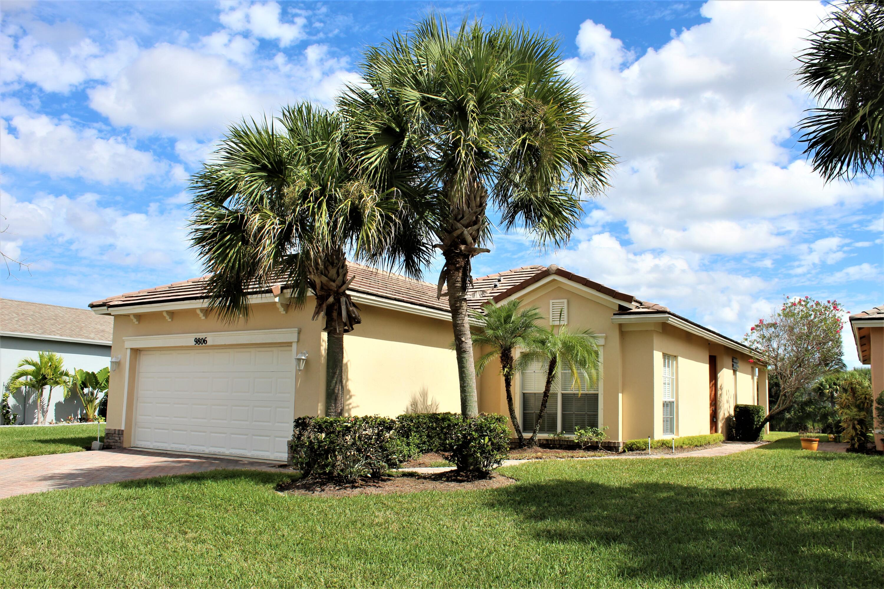 Home for sale in TRADITION PLAT NO 18 Port Saint Lucie Florida