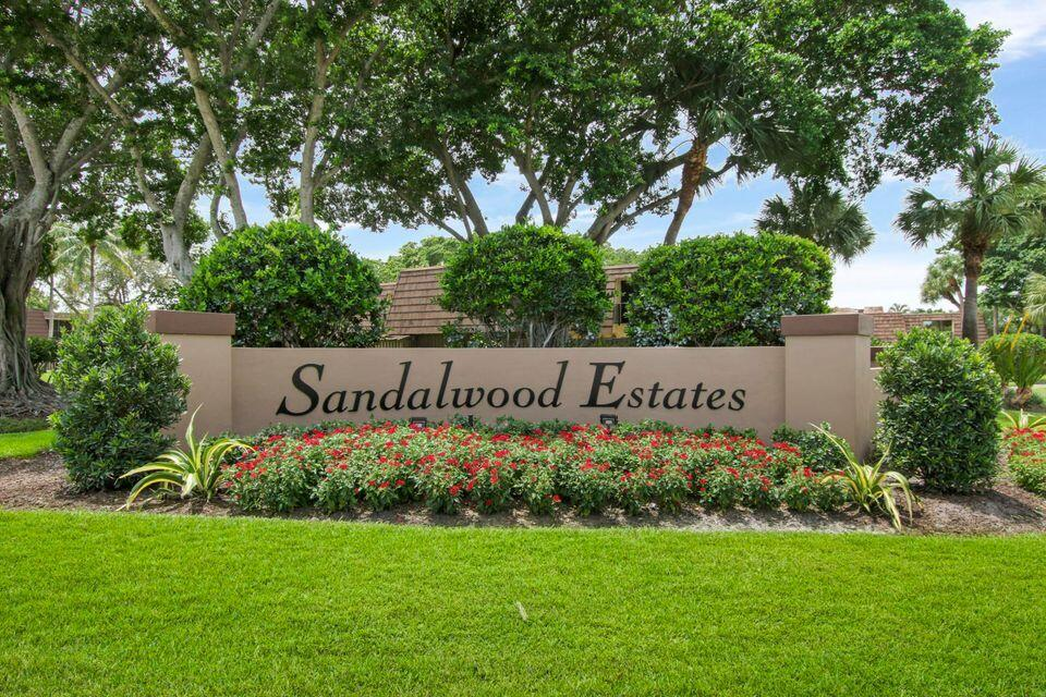 Home for sale in Sandalwood Palm Beach Gardens Florida