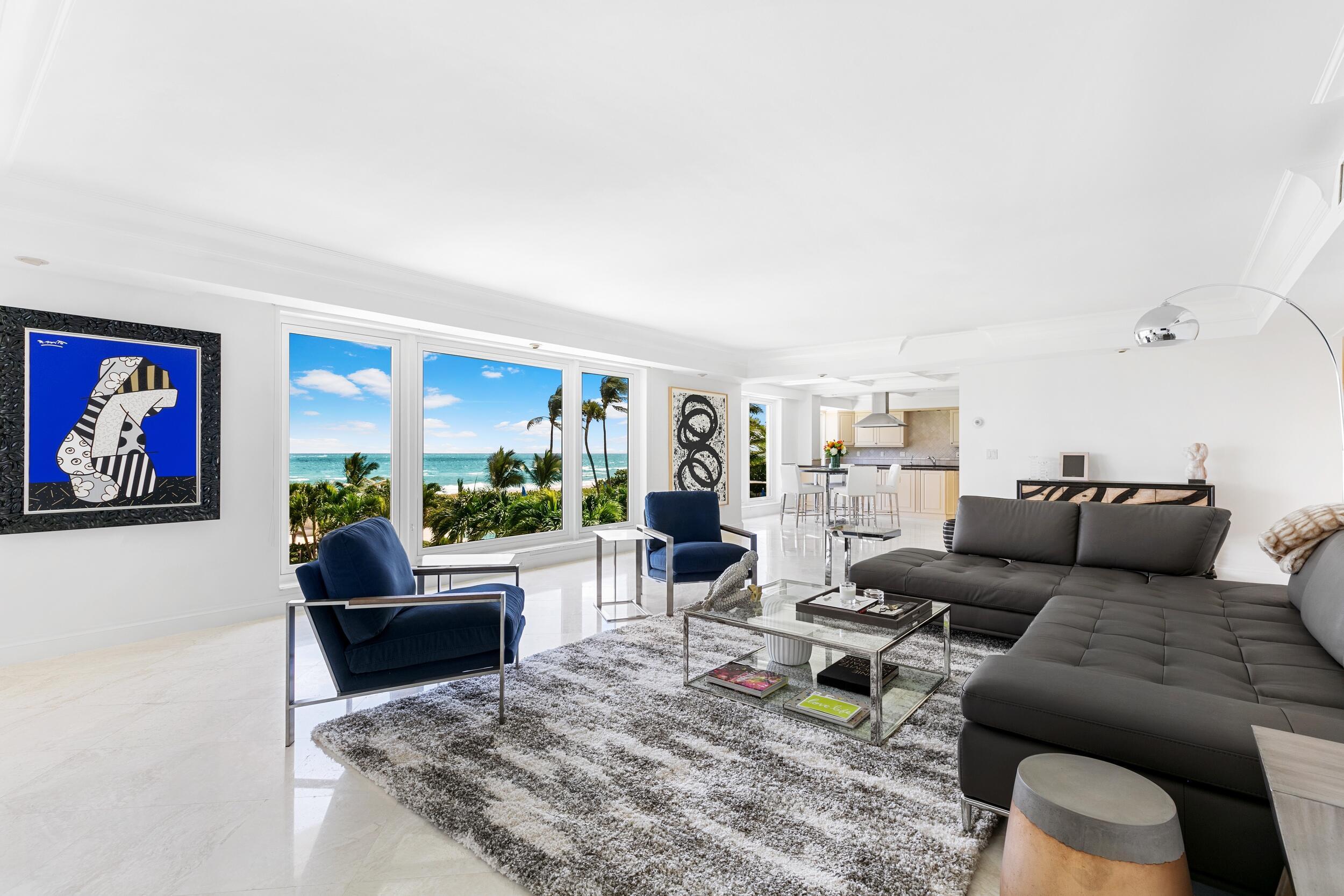 750 S Ocean Boulevard 2-N, Boca Raton, FL 33432