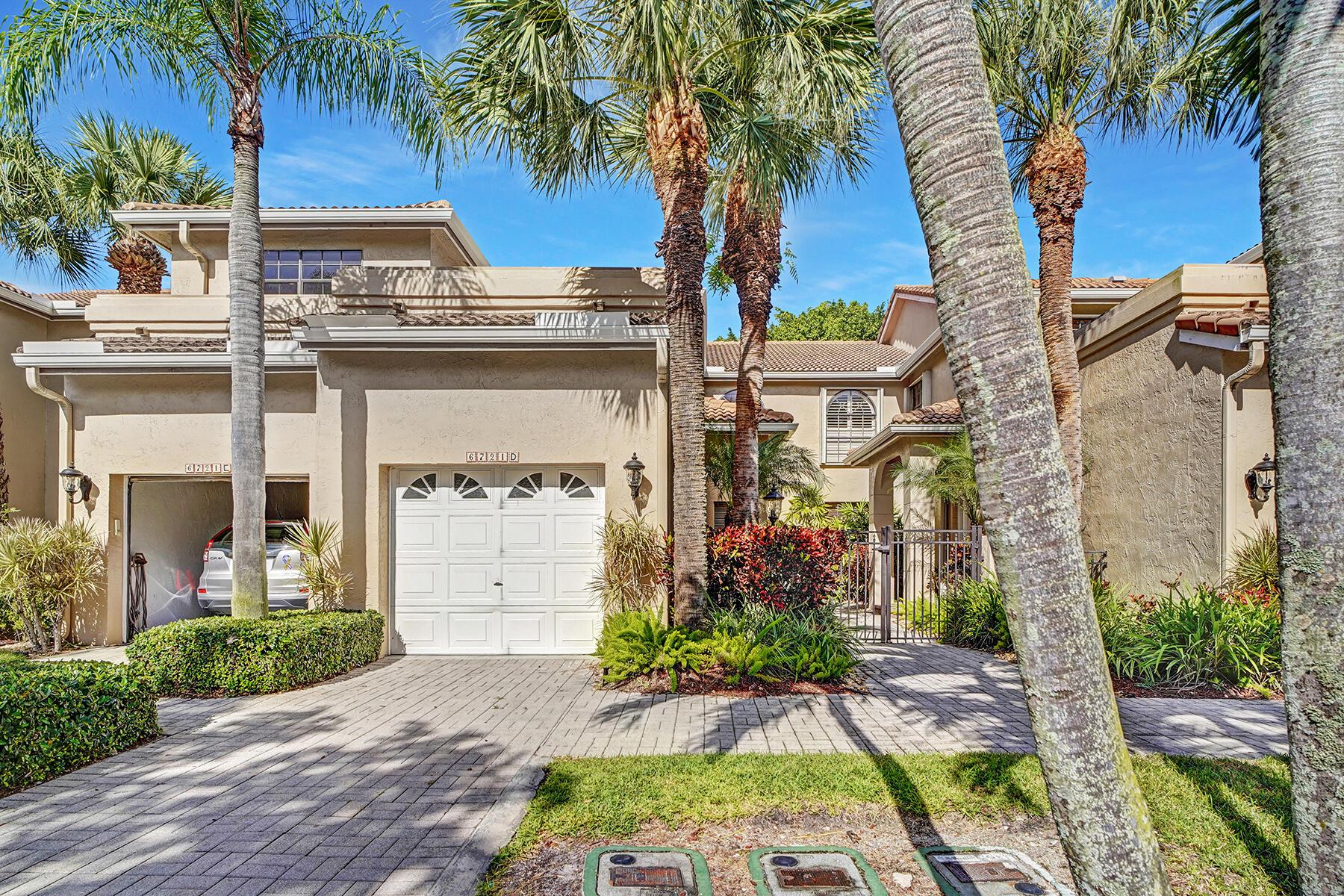 6721  Montego Bay Boulevard D For Sale 10754046, FL