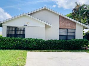 1420 Longarzo Place, West Palm Beach, FL 33415