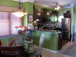 Custom interior and high end furnishings