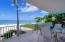 Enjoy the endless bay views from your porch