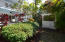 Neighbors yard view