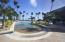 Beach-entry pool.