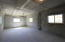 Large permitted 484 sq. ft. storage area and multi-purpose room.