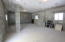 This area is ready for a 1 bedroom, 1 bath with living area.