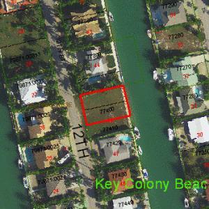 12th St Lots 45 & 46, Key Colony, FL 33051