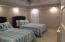 Guest bedroom-2 full beds