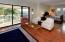 Spacious third floor private suite