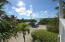 Front Balcony View (This villa is one of few on the entire property with ocean views from both front and back).