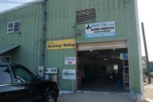Prop Tech and Machine Shop