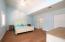 Large Guest Cottage Master Bedroom