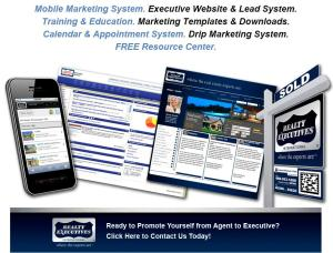 Our Executive Promotions offer mobile marketing and personal website. All tools in one place online with easy access...FREE