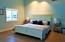 Master Bedroom in Guest Cottage