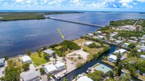 Beautiful OPEN water views of Spanish Harbor on Big Pine Key, Florida Keys.