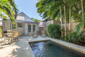 Pool and Rear of Home