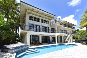 Key Largo's most exclusive gated ocean front community with protected deep water dockage