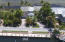 Italian inspired mediterranean architecture with concrete Trex dock