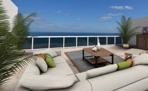 Enjoy the Spectacular Roof Top Terrace at Your Exquisite Penthouse