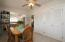 Conch cottage home/dining area