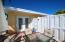 conch cottage private patio