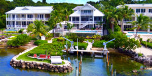 Directly on the Bay with dockage, pool & privacy!