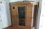 Sauna in Auxiliary unit