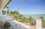 Balcony off the Master Suite. Look at the panoramic views!