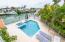 Heated Pool and SPA area