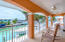 Covered Balcony Overlooking Canal