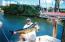 Protected Marina, direct Ocean access