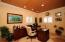 Executive Office/Den or Third Bedroom