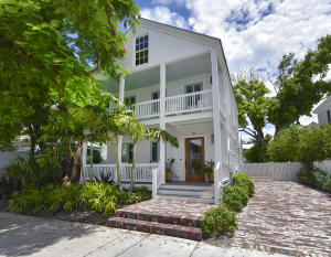 AS SEEN ON TV! Dale Earnhardt Jr. and his wife Amy lovingly renovated their home from the ground up in Key West, and it was filmed on HGTV. This is a once in a lifetime chance to obtain a one of a kind home, with many personal touches by Dale and Amy. The home is 3 beds 3.5 baths. Gorgeous wood floors throughout. Beautifully furnished and decorated. Amazing pool with full outdoor kitchen and dining for your famous parties. Plenty of off Street parking. Dale and Amy placed some  personal memorabilia as a surprise in the home, and carved their initials in concrete in the back. Don't miss out on this incredible opportunity!