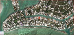 Lot 18 West Seaview Drive in Duck Key, FL.