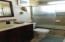 Tile floors and upgraded vanity