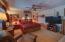 Downstairs Bedroom & Living
