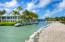 Entry to Plantation Lake Estates Boat Harbor