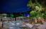 Evening Backyard View