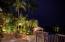 Evening Viewof Backyard