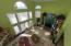 Great room from second floor landing.