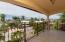 Balcony off 3rd floor master suite